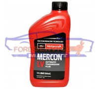 Масло трансмиссионное для АКПП MERCON LV (1л.) для Ford