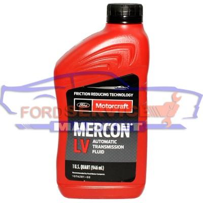 Масло трансмиссионное для АКПП MERCON LV (1л.) для Ford c 13-