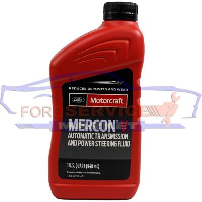Масло трансмиссионное MERCON V 0,946л для АКПП Ford до -2011