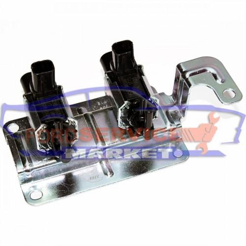 Электроклапаны вихревых заслонок впускного коллектора неоригинал для Ford Focus 2 c 04-11 1.8-2.0 Duratec HE