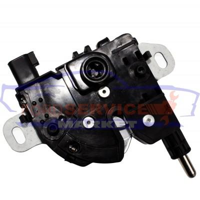 Замок капота без датчика неоригинал для Ford Focus 2 c 04-11, С-Max 1 c 03-10