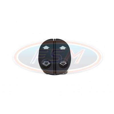 Кнопка стеклоподъемника передней левой двери аналог для Ford Fiesta 6 ST150 c 02-08, Fusion c 09-12, Transit c 06-14, Connect с 02-13