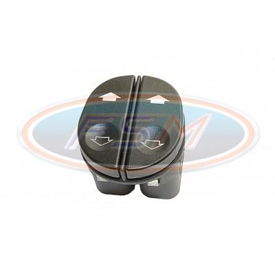 Кнопка стеклоподьемника левой передней двери неоригинал для Ford Fiesta 6 c 02-08, Fusion c 09-12, Transit c 10-13, Ka c 96-08, Connect c 02-13