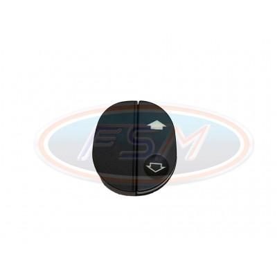 Кнопка стеклоподьемника правой передней двери неоригинал для Ford Fiesta 6 c 02-08, Fusion c 02-12