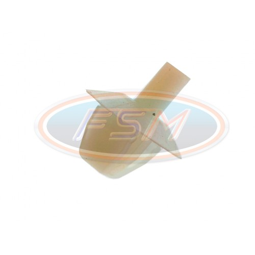 Фиксатор пластиковый клипса зажим заднего подкрылка для Ford